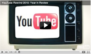 YouTube Rewind 2010: Year in Review