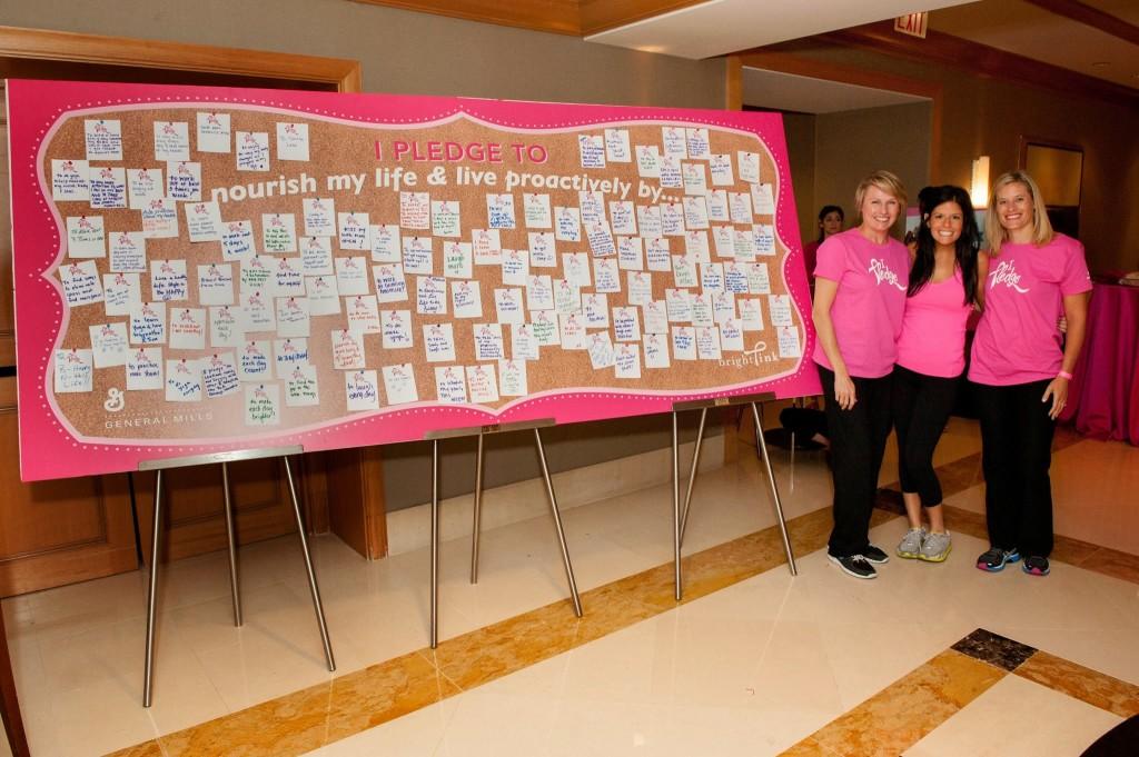 Bright Pink FabFest 2013