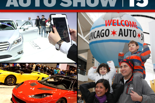 5 Social Media Takeaways from the Chicago Auto Show