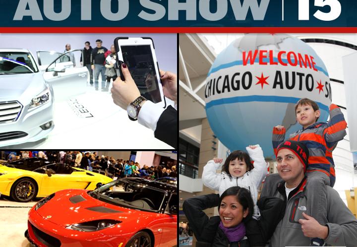 Chicago Auto Show 2015