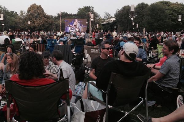 envisionit celebrates summer at Ravinia