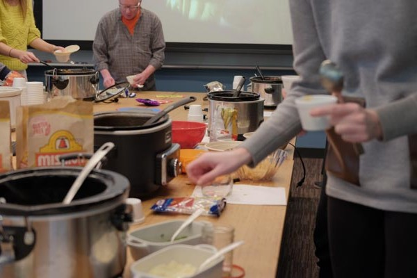 Fighting fire with fire: envisionit's 3rd annual chili cook off