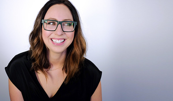 Congrats to Caryn, who's now our Senior Social Creative Strategist