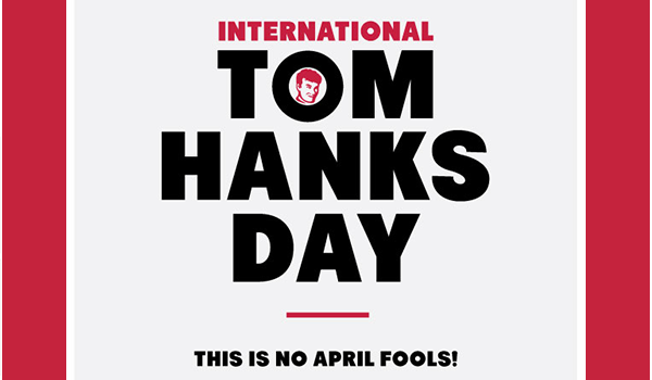 No fooling with us: envisionit gives back on Tom Hanks Day