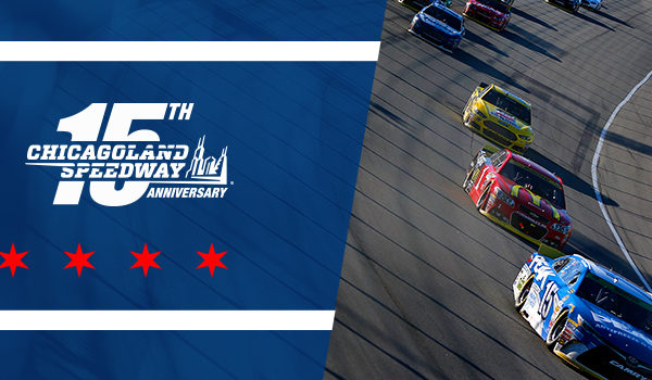 Windy City, Racing City: Chicagoland Speedway's new TV spot