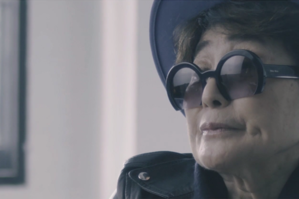 envisionit helps make history with SKYLANDING by Yoko Ono