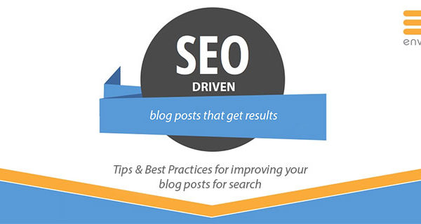 SEO-driven blog posts that get results