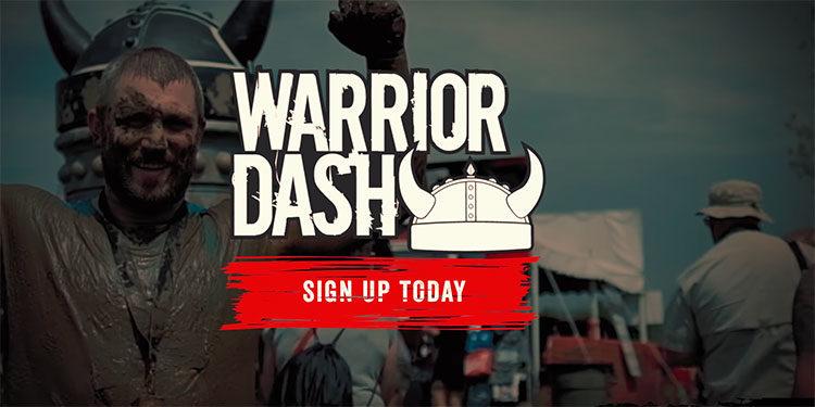 Warrior Dash 2017 Video Shoot