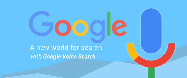 A new world for search with Google Voice Search