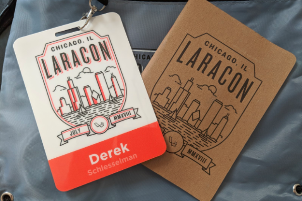Laracon 2018: Two days of fun, learning, and community