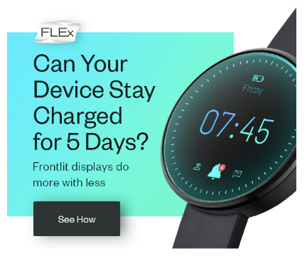 FLEx device charge ad
