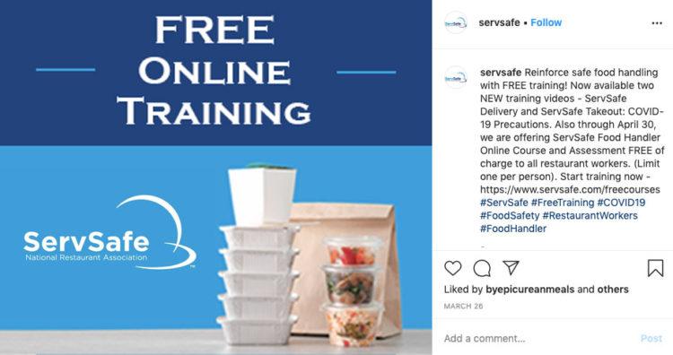 ServSafe Online Training
