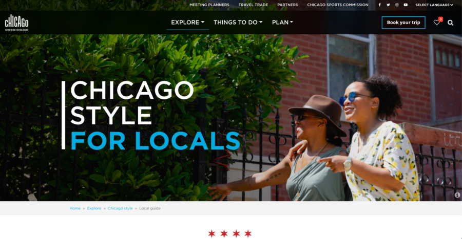 Chicago Style for Locals