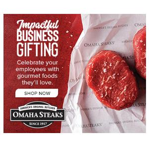 Omaha Steaks Ad