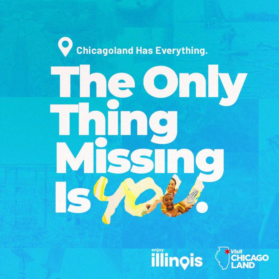 Visit Chicagoland Campaign Image